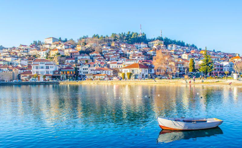 Ohrid leto